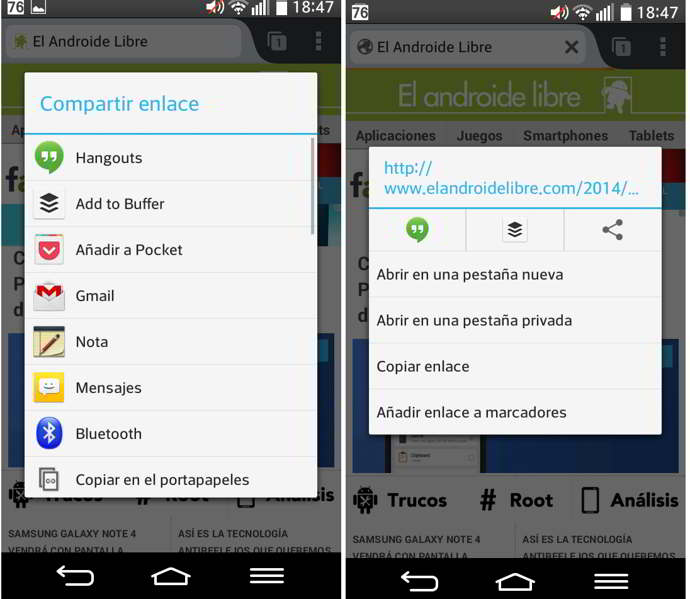 firefox v30 android