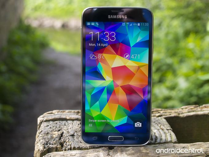galaxy s5 android 4.4.3