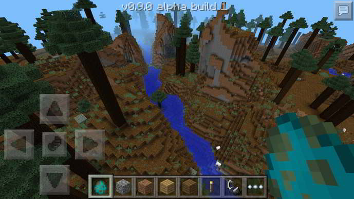 minecraft pocket edition v9.0 android