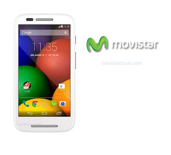moto e movistar mexico