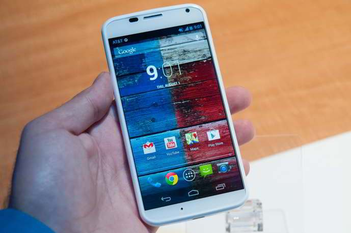 moto x android 4.4.3