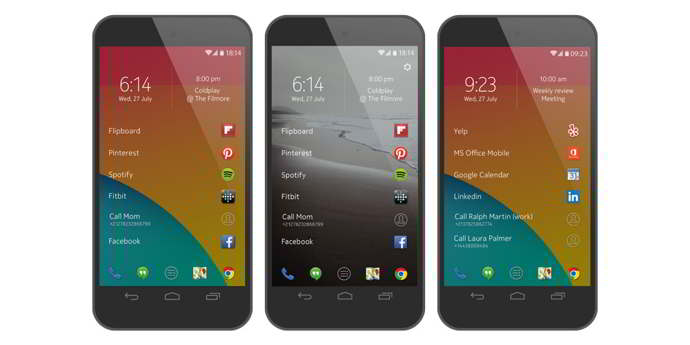 nokia launcher z android