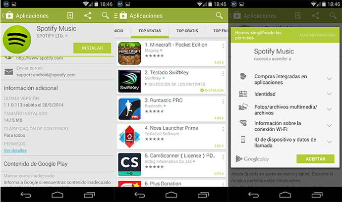 play store beta android
