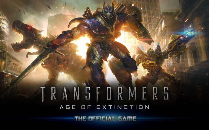 transformers age of extinction android