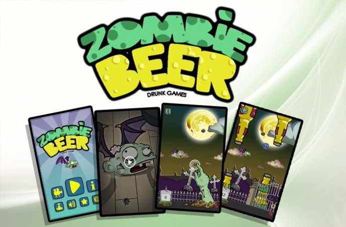 zombie beer android