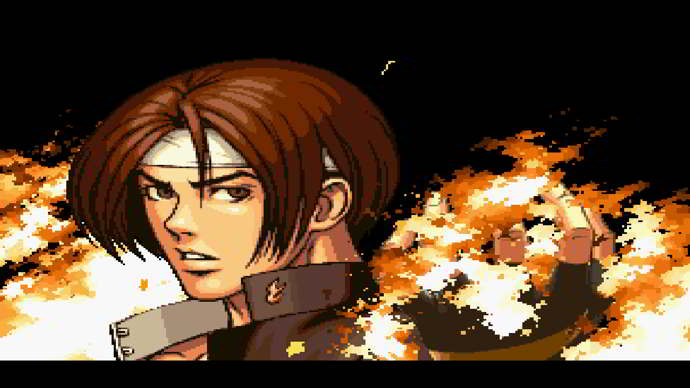 The King of Fighters 98 android