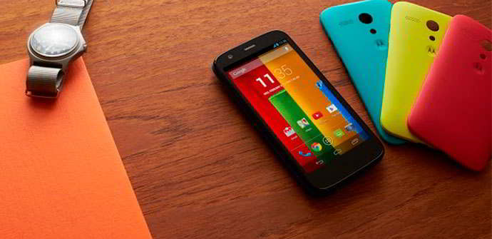 android 4.4.4 moto g