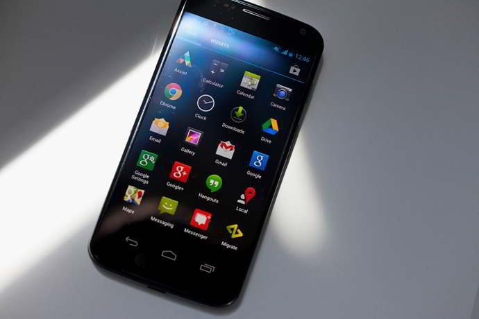 android l moto x