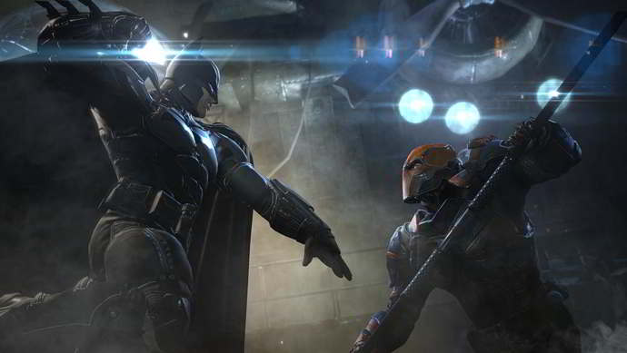 batman arkham origins android