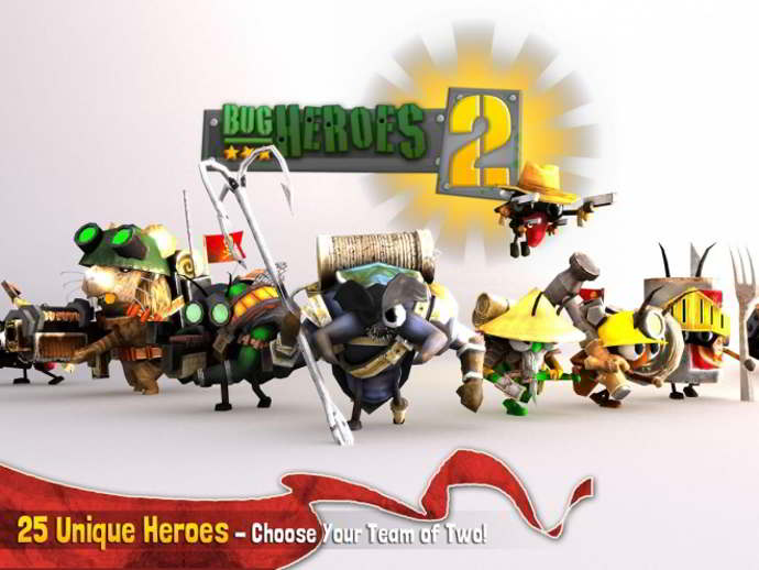 bug heroes 2 android