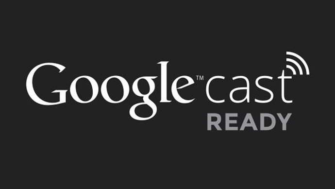 google cast ready android