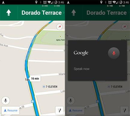 google maps v8.2 android