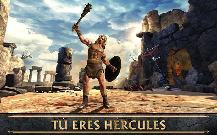 hercules the official game android