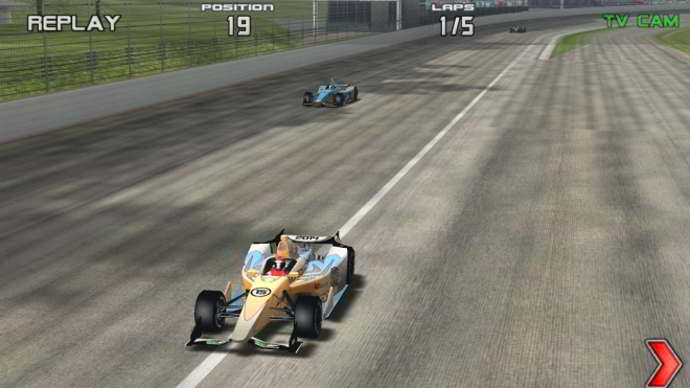 indy 500 arcade racing android