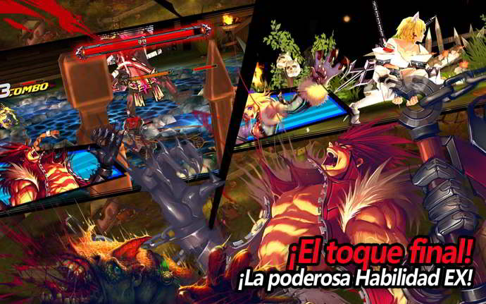 kritika chaos unleashed android
