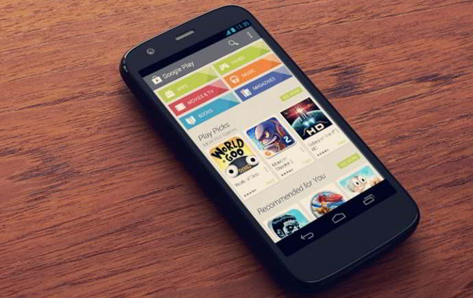 moto g2 android