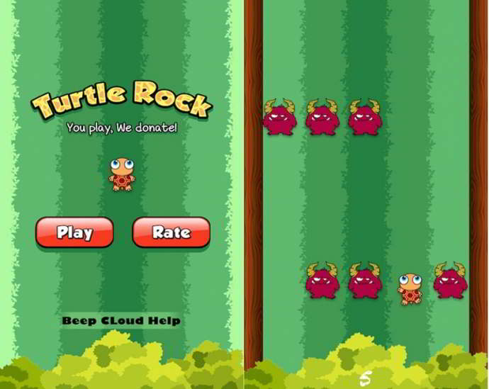 turtle rock android