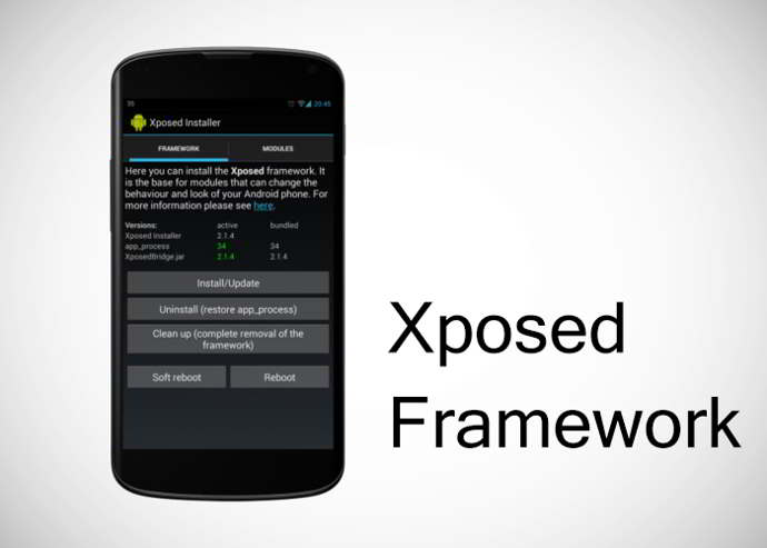xposed framework android l