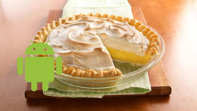 android l lemon meringue pie