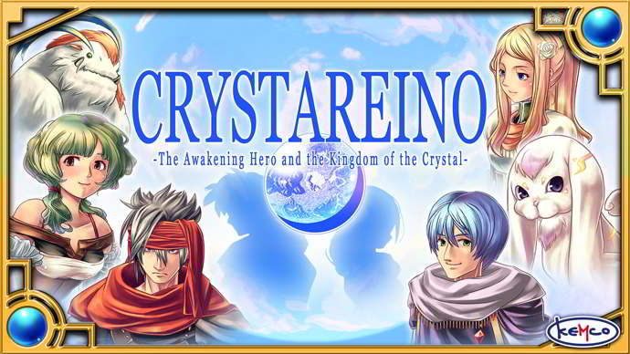 crystareino android