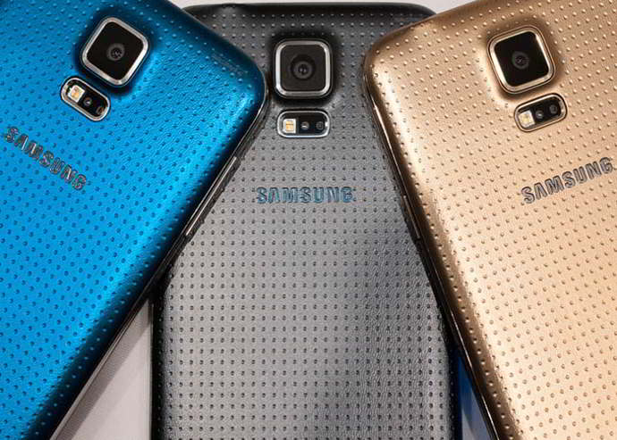 galaxy s5 lte-a android