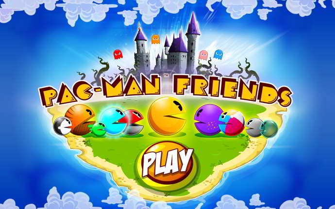 pac-man friends android