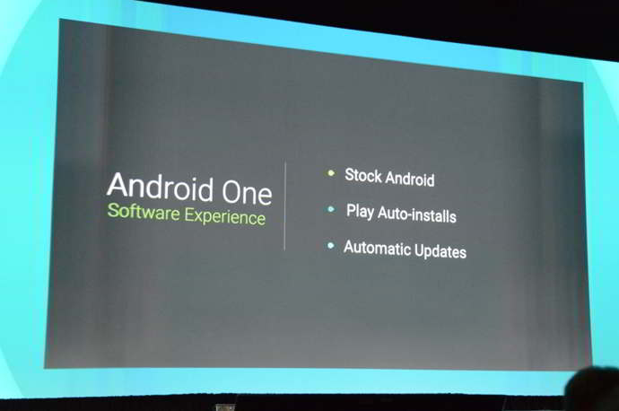 android one fecha evento