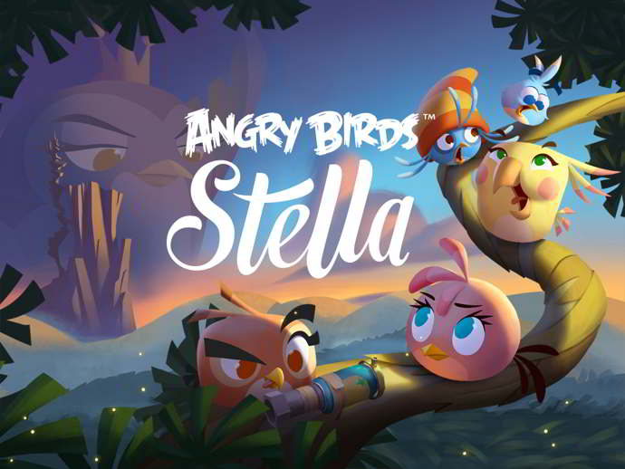 angry birds stella android
