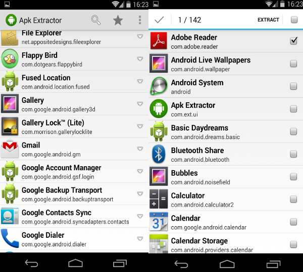 apk extractor android