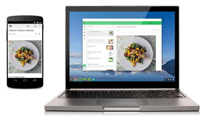 chromebook apps android