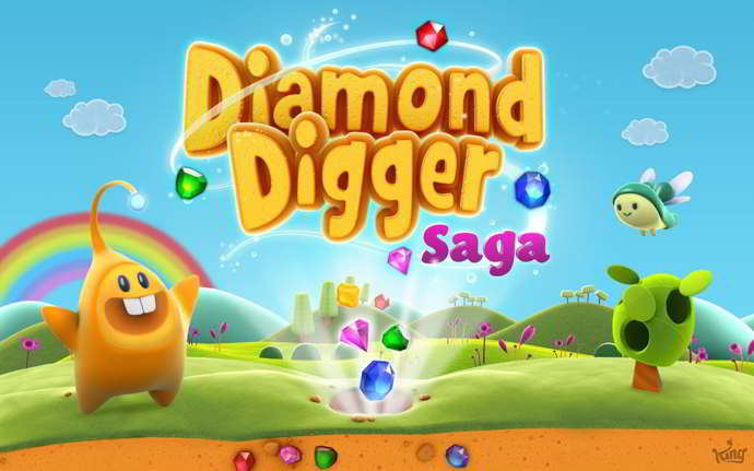 diamond digger saga android