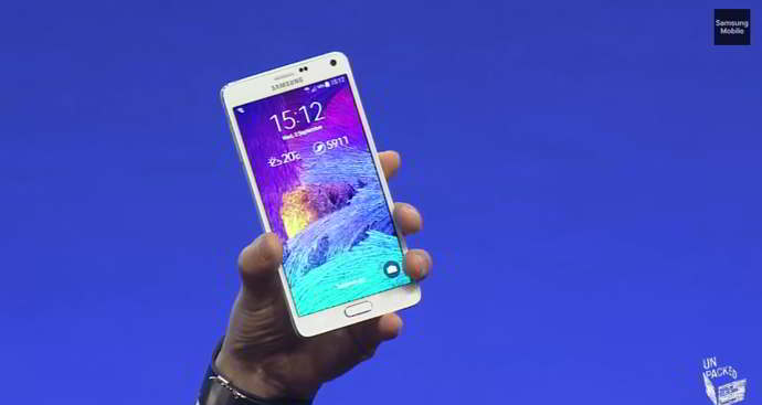 galaxy note 4 android