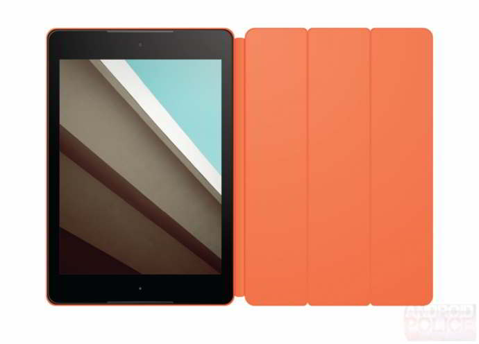 nexus 9 funda render android