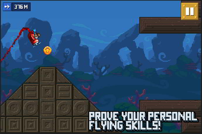retro wings android