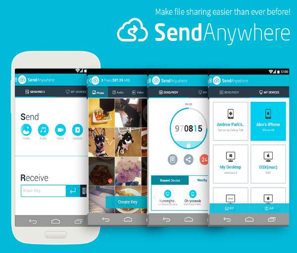 send anywhere android