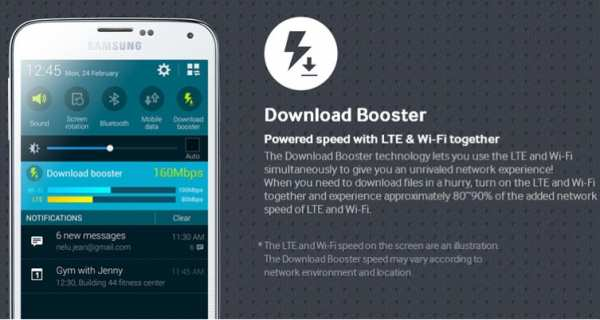 super-download booster android