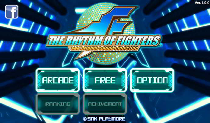 the rhythm of fighters android
