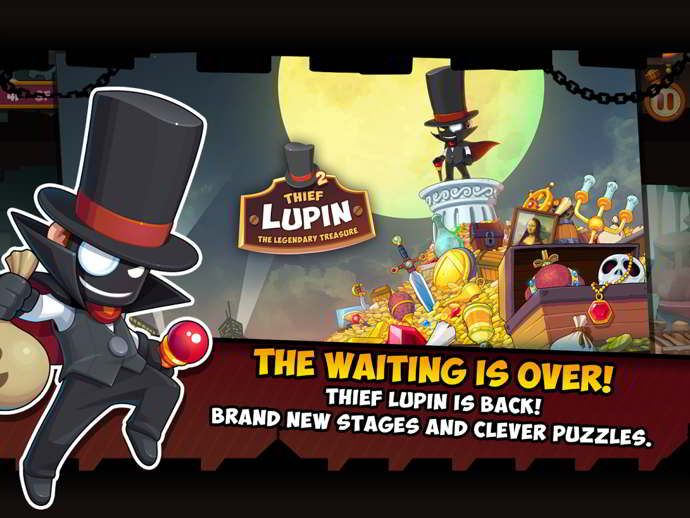 thief lupin 2 android