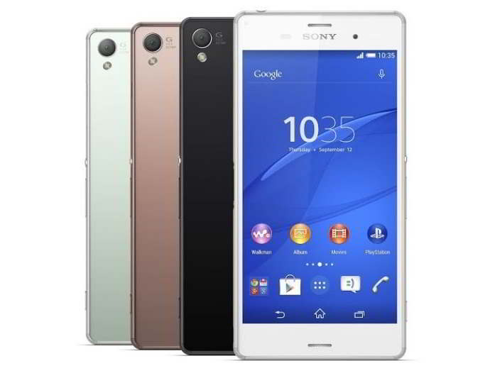 xperia z3 android