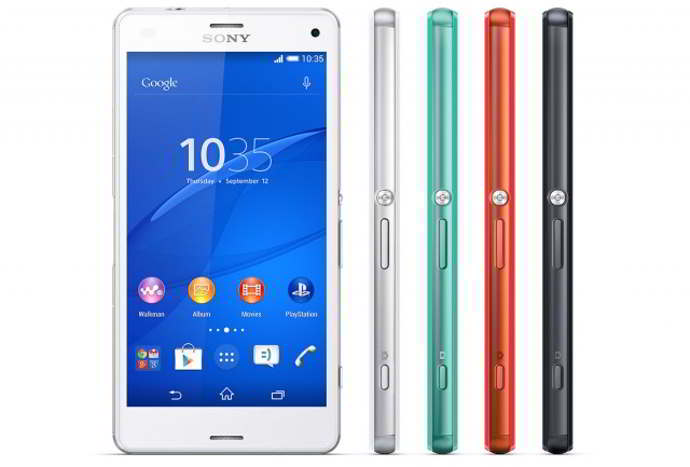 xperia z3 compact android