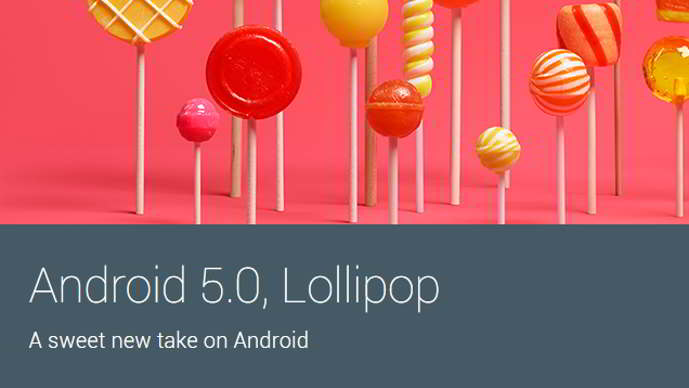 android 5.0 lollipop apps wallpaper