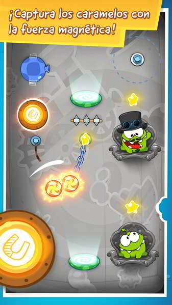 cut the rope time travel revolucion industrial
