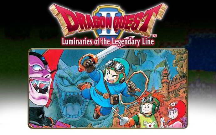 dragon quest ii android