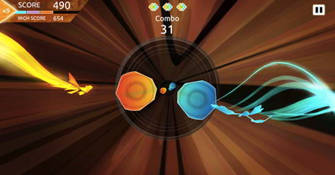 entwined challenge android