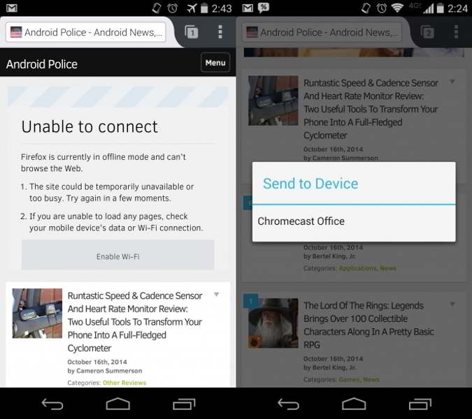 firefox beta v34 android