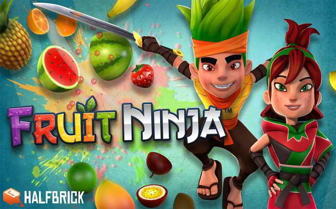 fruit ninja v2.0.0 android