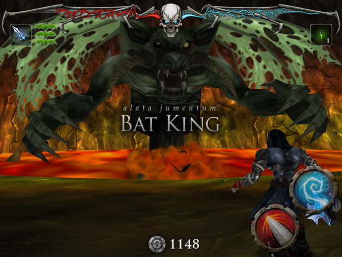 hail to the king deathbat android