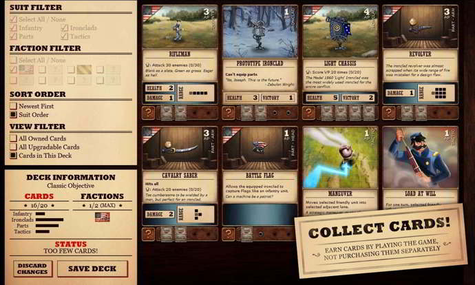 ironclad tactics android