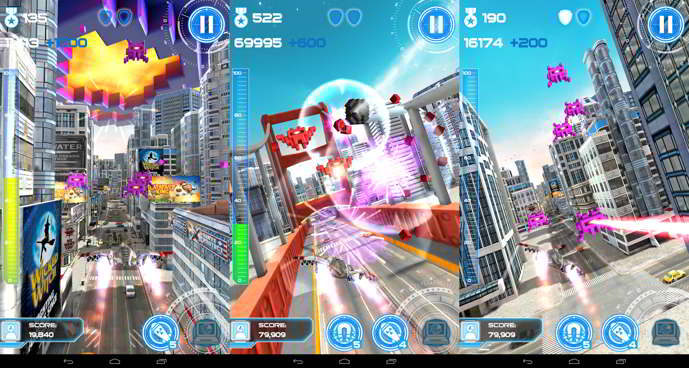 jet run city defender android