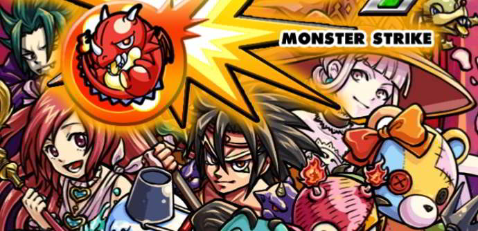 monster strike android